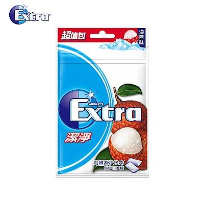 Extra 海鹽荔枝潔淨無糖口香糖(44粒超值包)