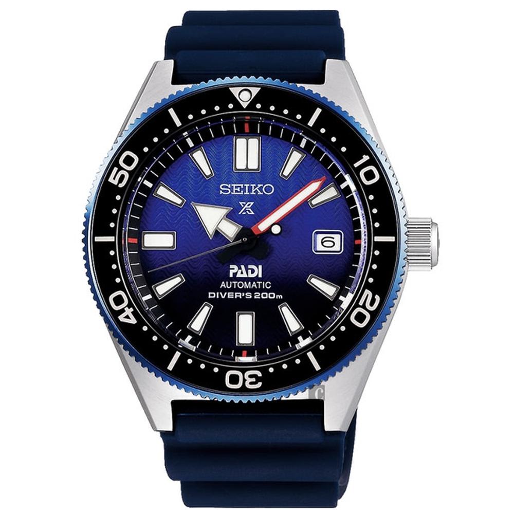 SEIKO Prospex PADI 聯名200米潛水機械錶 SPB071J1