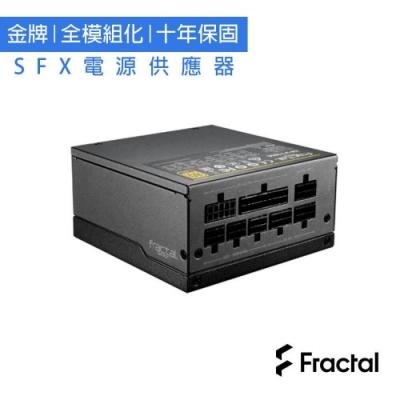 【Fractal Design】Ion SFX-L 500W 電源供應器-金牌