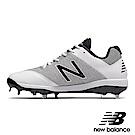 New Balance 棒球鞋 L4040PW4 男 白