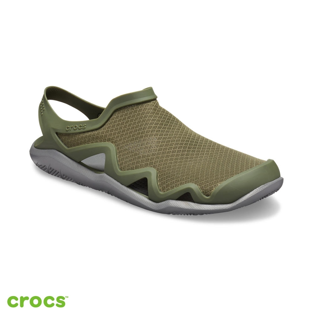 Crocs 卡駱馳 (男鞋) 激浪男士酷網涉水鞋 205701-3TF