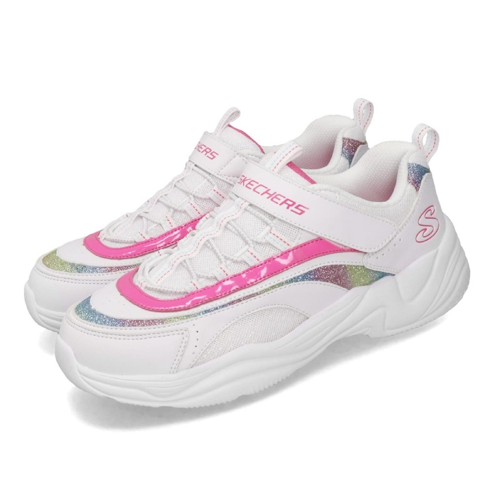 Skechers 休閒鞋 Lite Styles 老爹鞋 童鞋