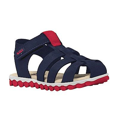 巴西BiBi童鞋_涼鞋款-藍紅889075