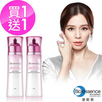 Bio-essence 碧歐斯 BIO超能煥白滲透水100ml(買1送1)