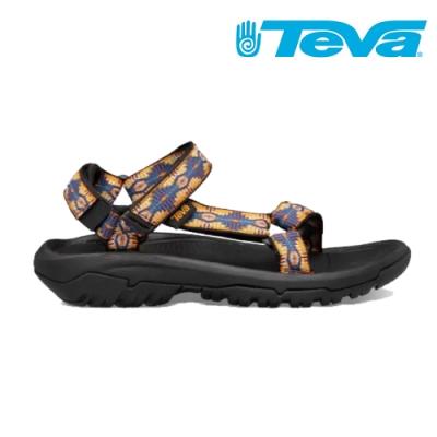 TEVA Hurricane XLT2 水陸機能涼鞋 女 CTC峽谷圖騰藍橘 TV1019235CTCN