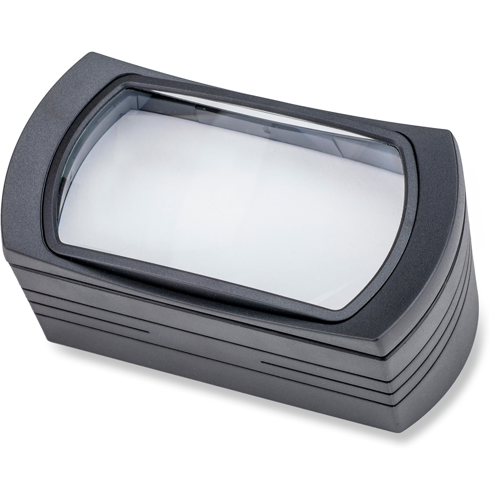 《CARSON》LED斜角閱讀放大鏡(2.5x)