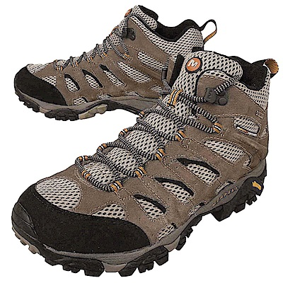 Merrell Moab Mid Gore-Tex 男鞋
