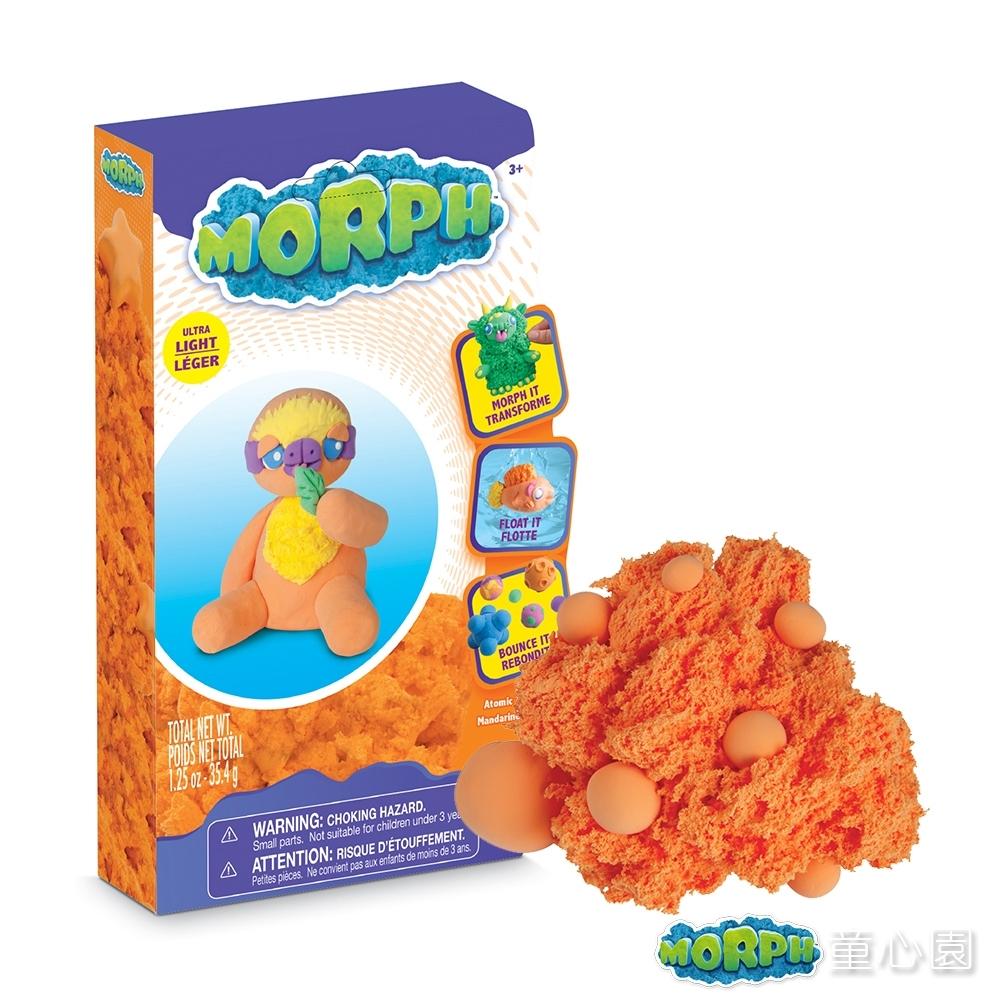 瑞典MORPH 魔塑黏土-橘M(3Y+)
