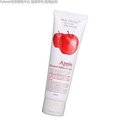 SILK TOUCH Apple 蘋果口味口交、肛交、陰交潤滑液 100ml