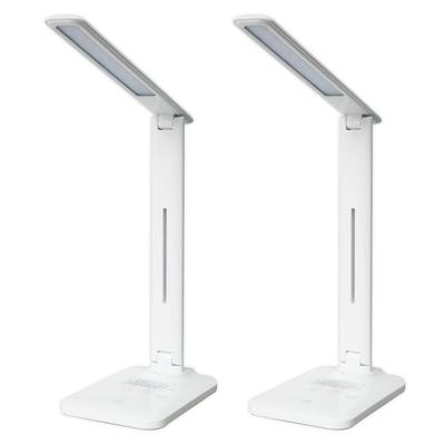 手機無線充電護眼檯燈(超值二入組)SP-2103