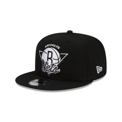 New Era 9FIFTY 950 NBA TIP OFF 棒球帽 籃網隊