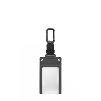 bitplay AquaSeal Badge Holder 防水機能證件套+訂製掛鉤