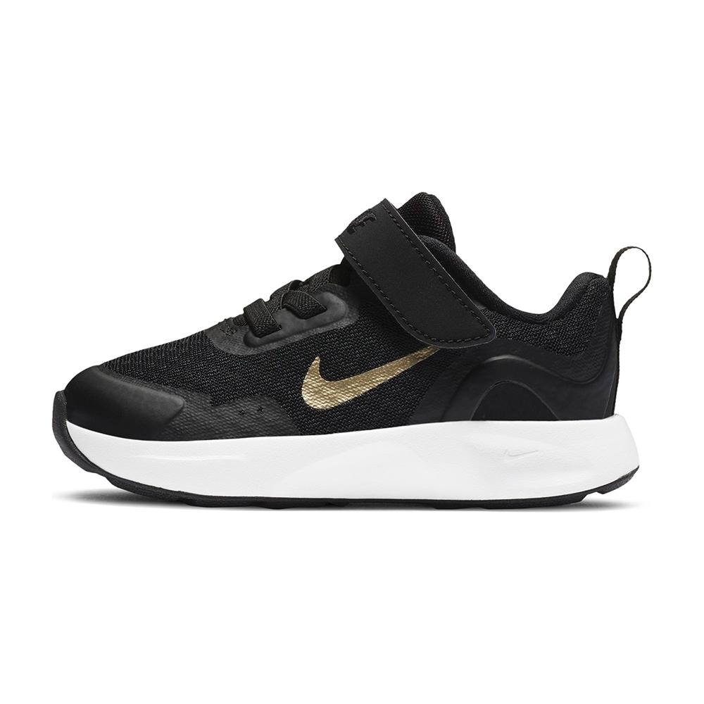 Nike WearAllDay (TD) 嬰幼童鞋 -黑-CJ3818005