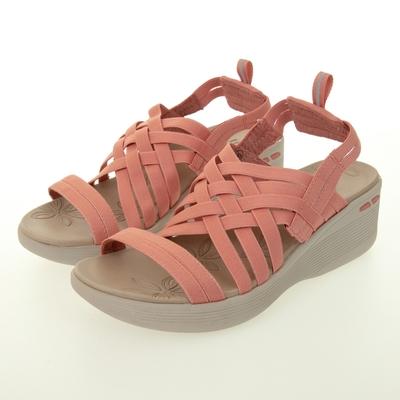 SKECHERS 女休閒系列 涼拖鞋 PIER LITE - 163271CRL