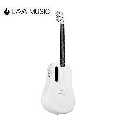 [無卡分期-12期] LAVA ME 2 L2 Freeboost 電民謠吉他 時尚白色款
