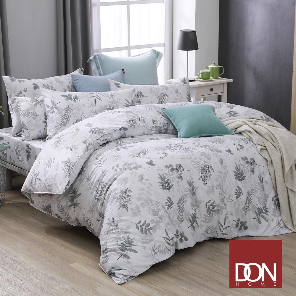 【DON】 吸濕排汗天絲兩用被床包組-單/雙/加 均一價 (清晨微光)