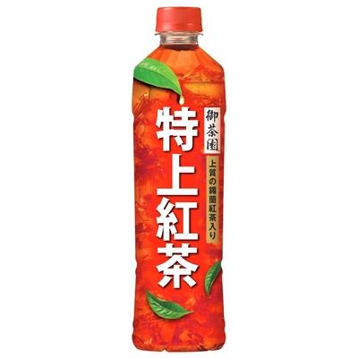 御茶園 特上紅茶(550mlx4入)