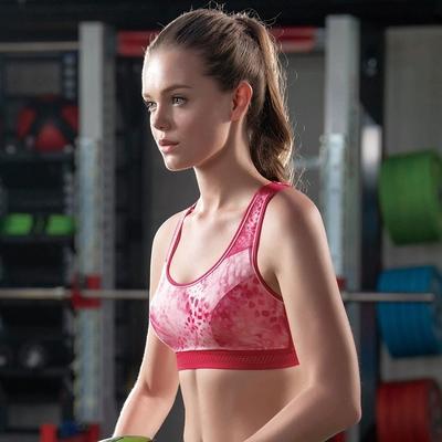 華歌爾 專業運動 BM-DLL無鋼圈胸罩(粉) 背心式 避震舒適