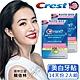 美國Crest-3DWhite美白牙貼(14天份)-溫和型(2入) product thumbnail 1