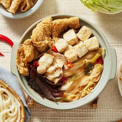 嘉義林聰明 沙鍋菜2包(2100g/包)