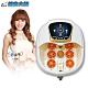 健身大師—超循環水療SPA電動滾輪足浴機(顏色隨機) product thumbnail 1