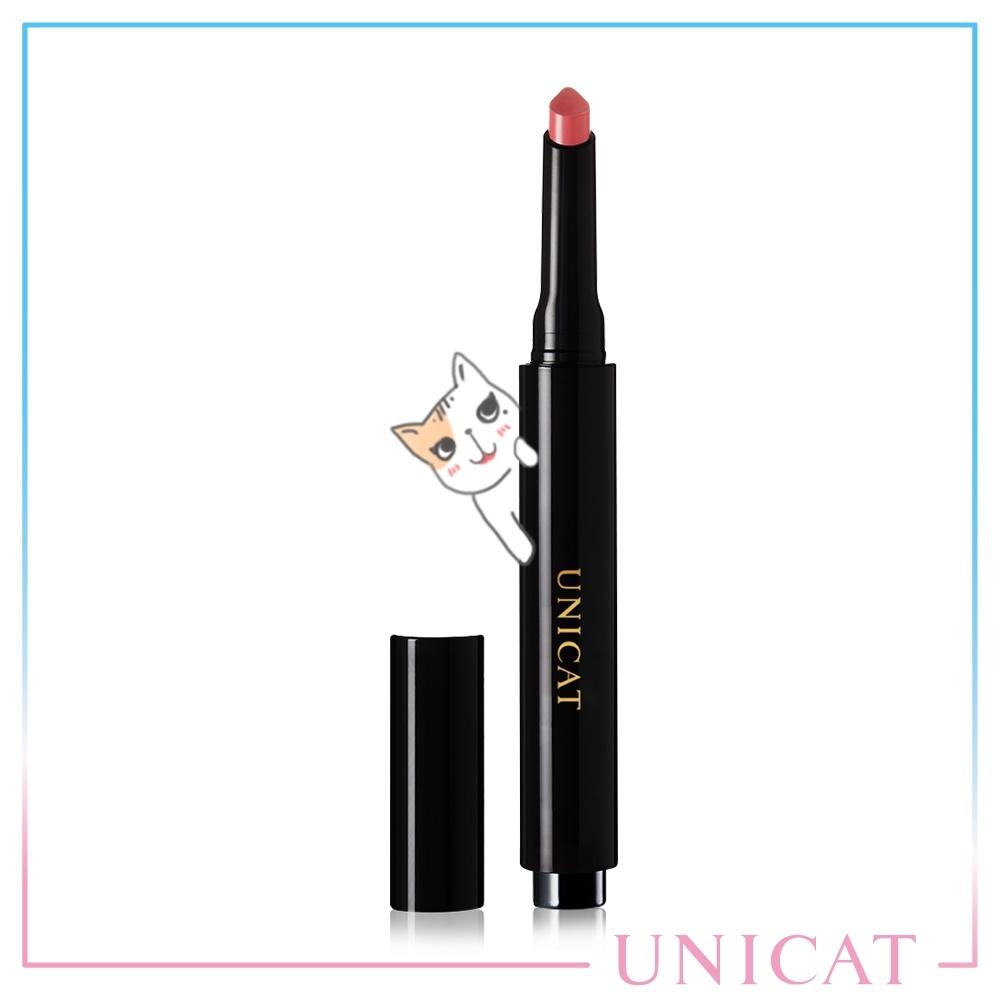 UNICAT變臉貓 超顯色 輕透粉潤口紅筆1.8G (玫瑰豆沙偏橘)