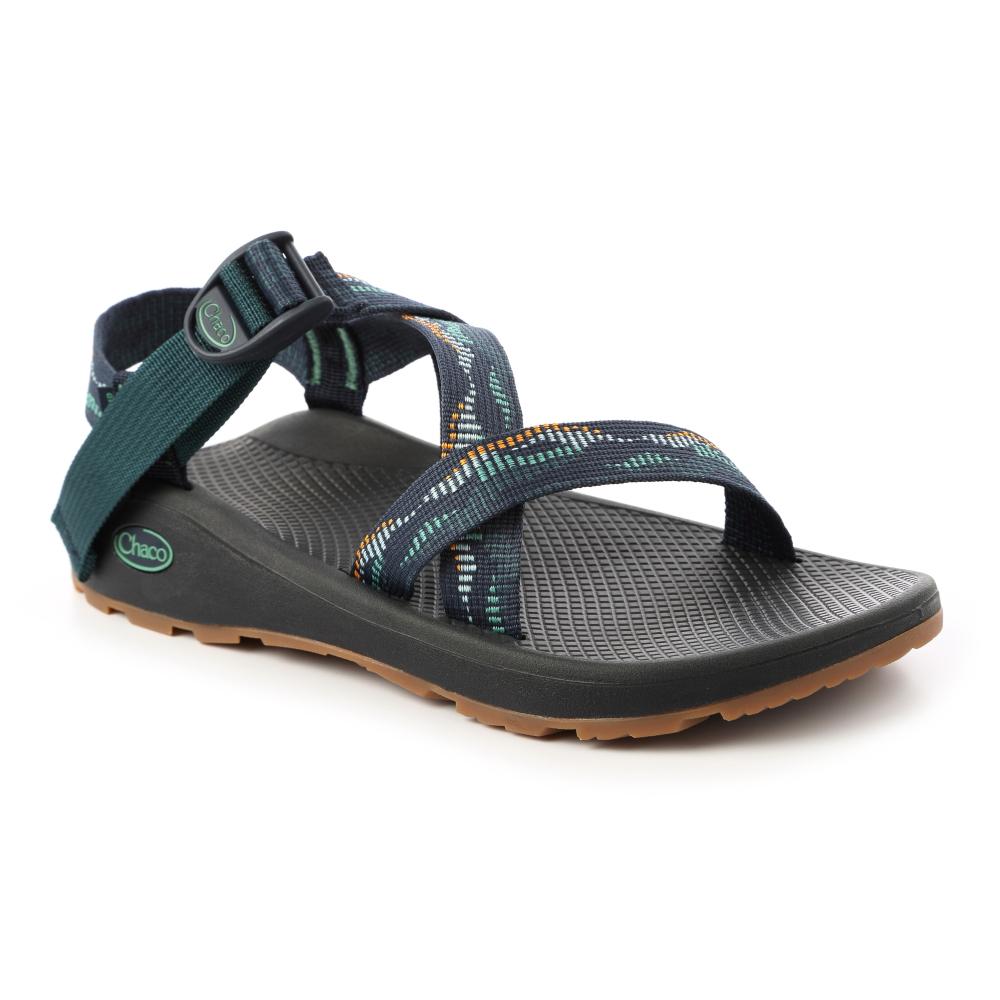 美國Chaco男越野舒壓運動涼鞋標準款CH-ZLM01HF28 (荒蕪海軍藍)