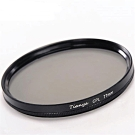 Tianya天涯CPL偏光鏡圓型偏光鏡環型偏光鏡圓偏振鏡82mm偏光鏡(無鍍膜非薄框)