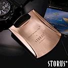 美國STORUS 聰明卡片錢夾 專利時尚設計-霧面玫瑰金 鈔票夾 信用卡 名片夾 西裝配件