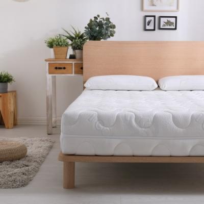 IN-HOUSE-乳膠五段式獨立筒床墊(雙人加大6尺)