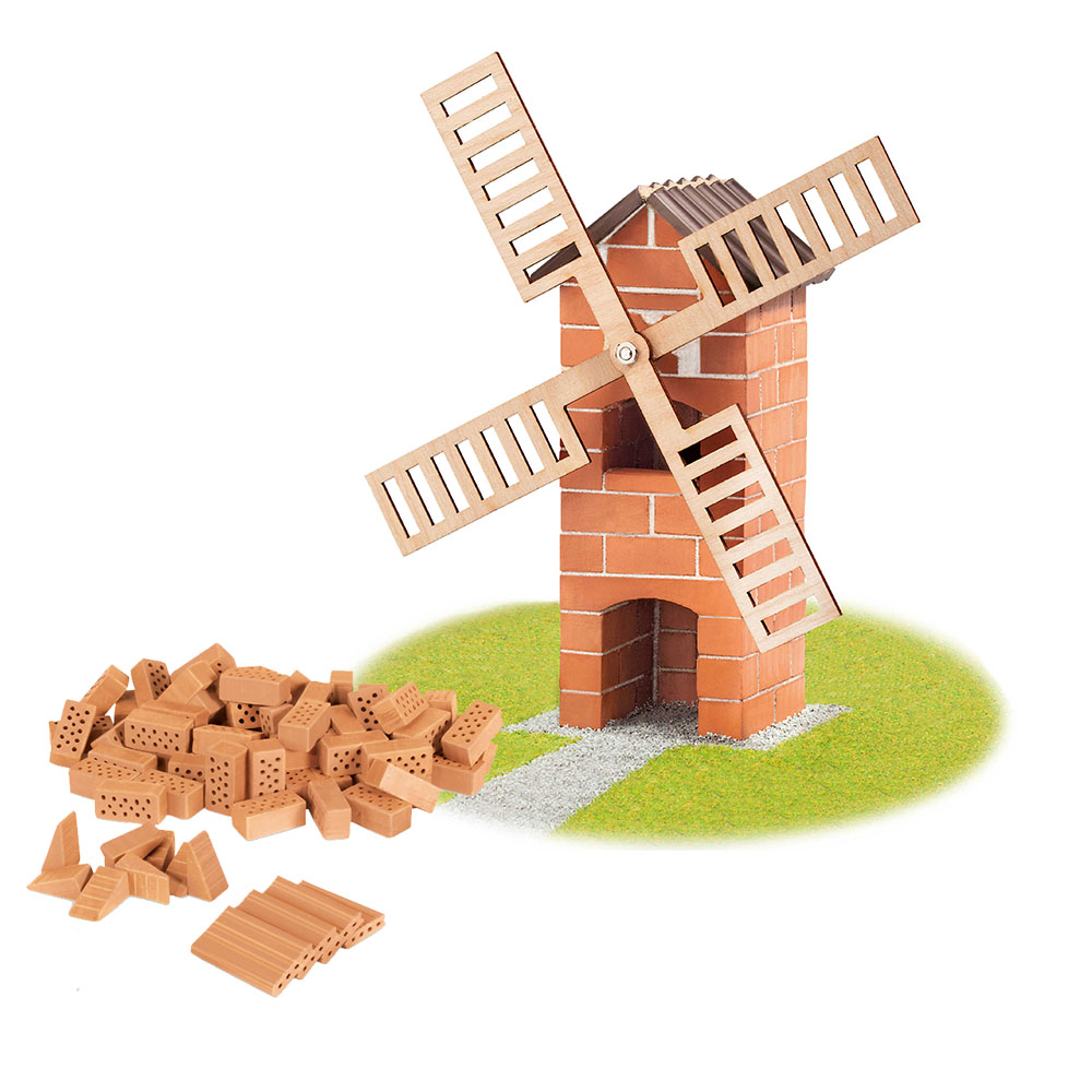 【德國teifoc】益智磚塊建築玩具(TEI4040)
