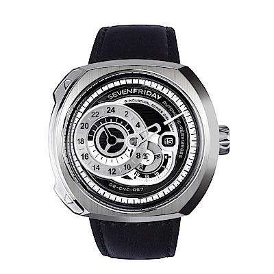 SEVENFRIDAY Q1 潮流新興瑞士機械腕錶