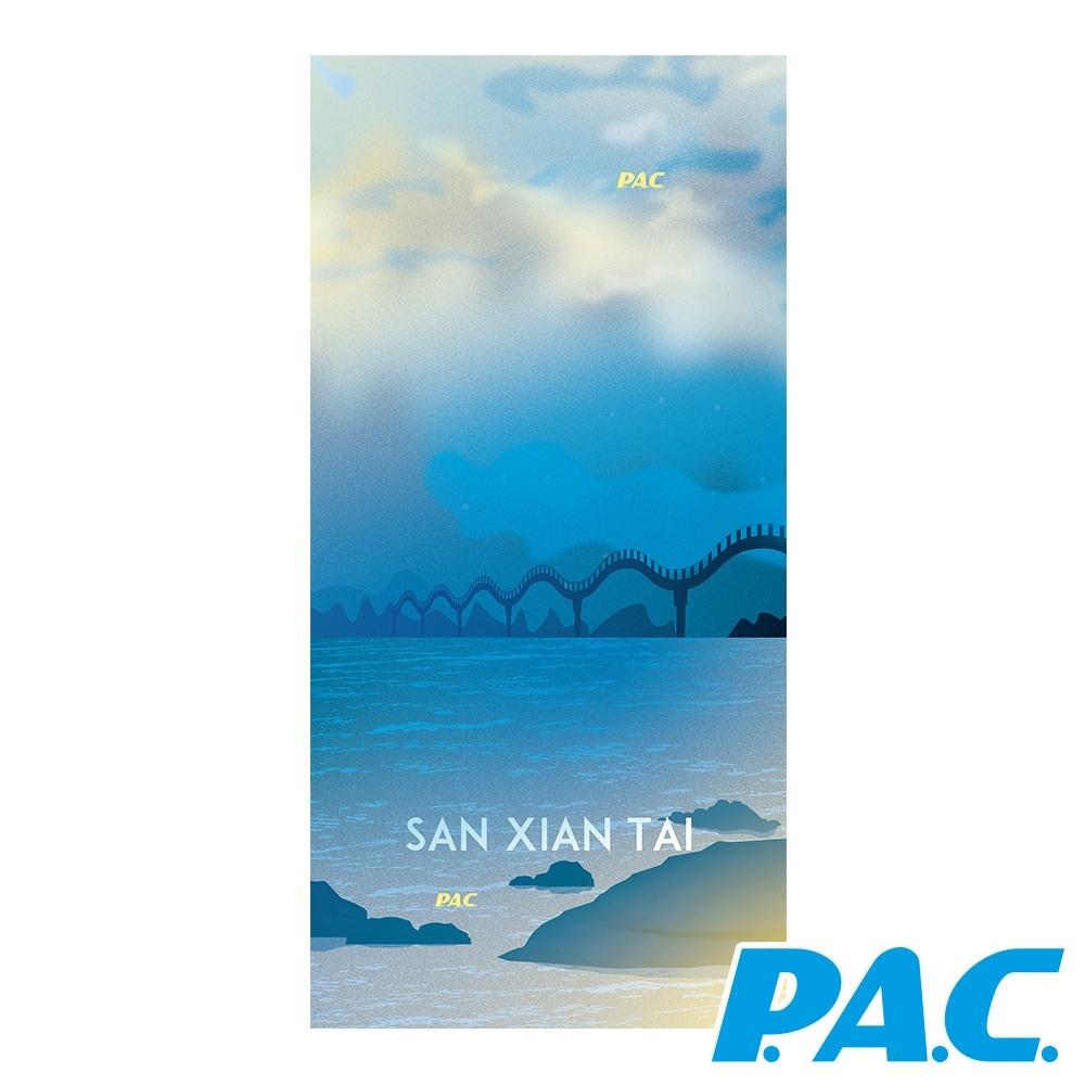【PAC德國】夢想海洋頭巾減碳環保愛大自然/魅力台灣頭巾PAC88341742三仙台