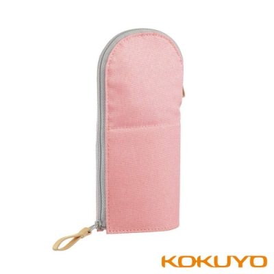 KOKUYO NEOCRITZ Marucru站立筆袋圓領-粉