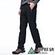 【ATUNAS 歐都納】男WINDSTOPPER防風保暖長褲A1-PA1828M黑 product thumbnail 1