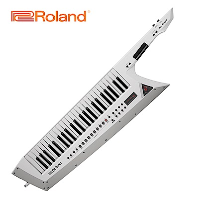 ROLAND AX-Edge Keytar 演奏型合成器 時尚白色版本