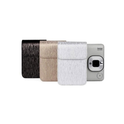 【LOTUS】富士 mini liplay 相機包 皮套 拉絲款