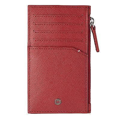 MONDAINE 瑞士國鐵 國徽系列6卡零錢包 – 紅