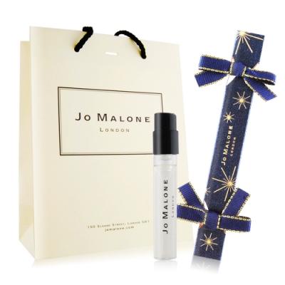 Jo Malone 聖誕小拉炮(內含苦橙針管1.5ml)2019 Xmas聖誕限定附提袋
