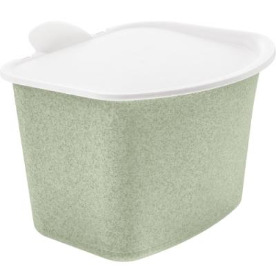 《KOZIOL》掀蓋式廚餘桶(綠)
