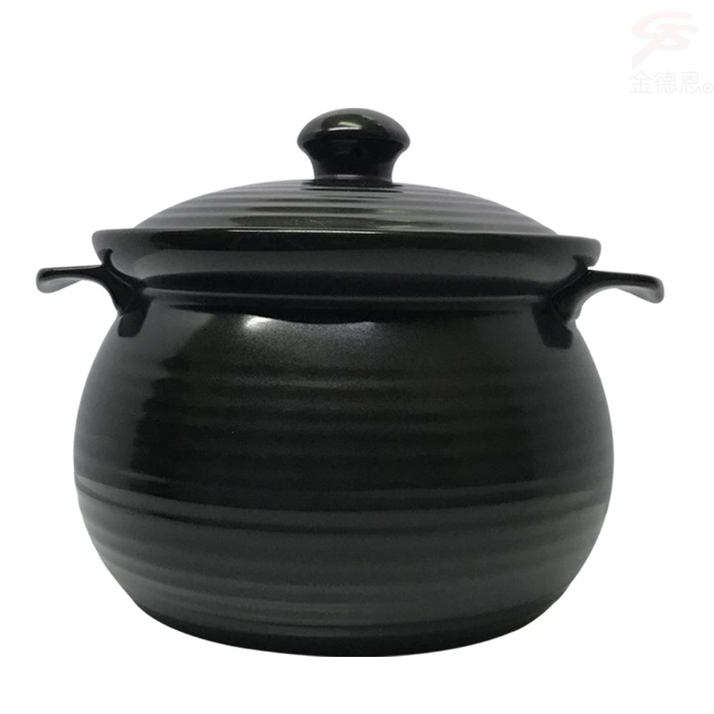 金德恩 莉陞陶手作坊 養生多功能安全陶鍋6.6L