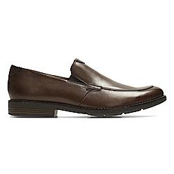 Clarks Becken Step 男正裝皮鞋 棕