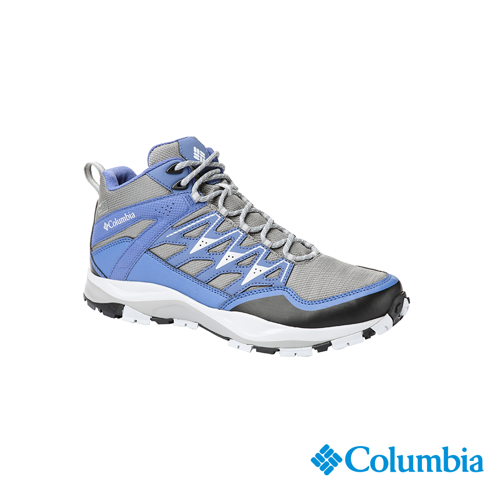 Columbia 哥倫比亞 女款-OD防水高筒健走鞋-灰色UBL19000GY