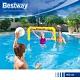 Bestway 52123充氣趣味水上沙灘排球門.夏日酷暑泳池戲水手球水上趣味遊戲運動會 product thumbnail 1