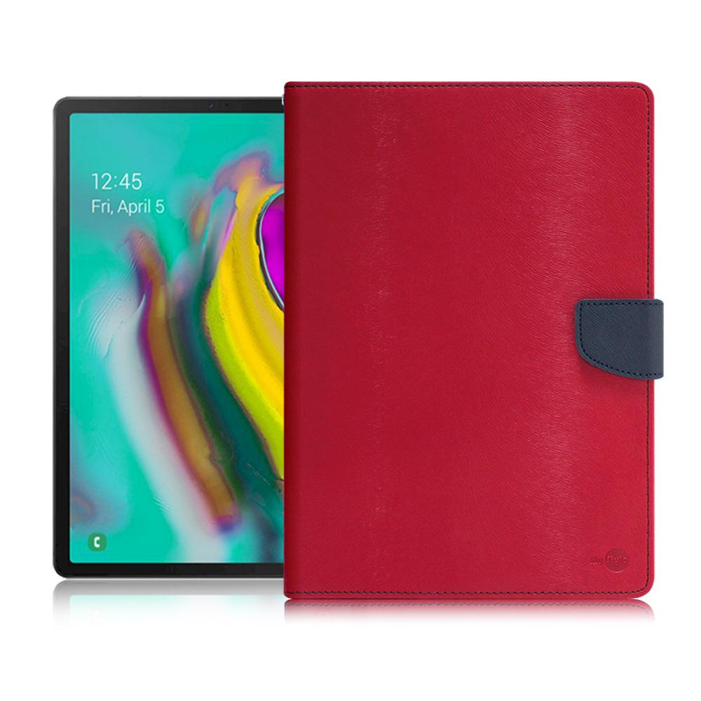 MyStyle 三星 Galaxy Tab S5e 10.5吋 甜蜜雙搭支架皮套