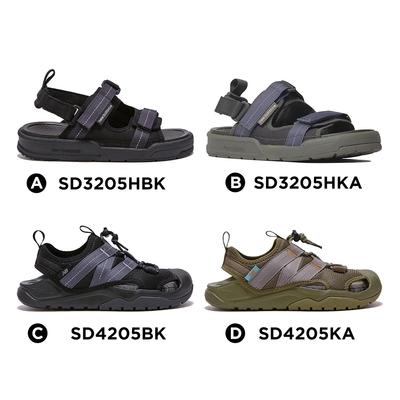 【品牌日獨家限定】New Balance 韓國涼拖鞋_中性4款