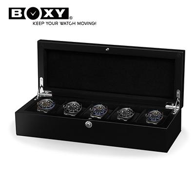 BOXY 自動錶上鍊盒 WB05 五只入手錶收藏盒
