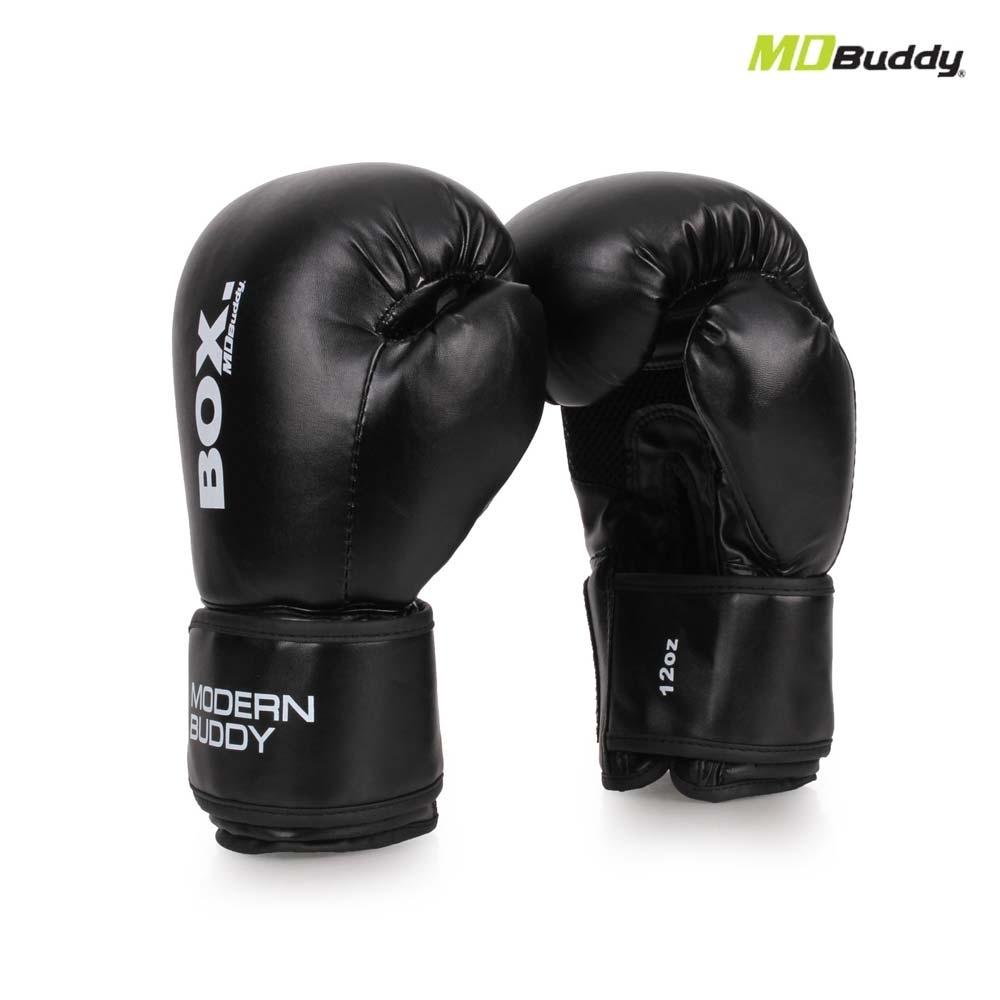 MDBuddy 12oz拳擊手套 隨機