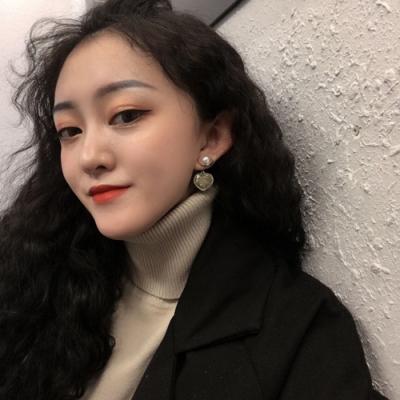 梨花HaNA 無耳洞/耳針款韓國我的愛情態度珍珠耳環