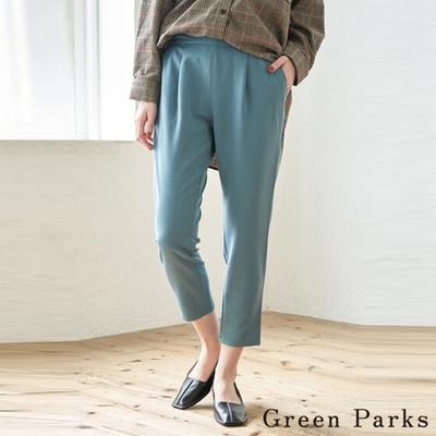 Green Parks  鬆緊腰際錐形褲